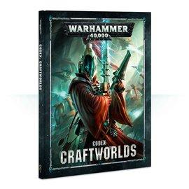 GAMES WORKSHOP WAR 60030104011 CODEX CRAFTWORLDS 8TH