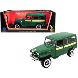 YATMING Y/W LT92858GR 1955 WILLY JEEP WAGON