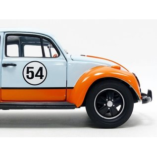 GREENLIGHT COLLECTABLES GLC 12994 VW BEETLE GULF VERSION 1/18 SCALE