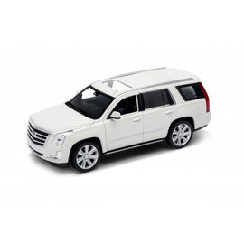 WELLY WEL 24084W 2017 ESCALADE 1/24 WHITE DIECAST