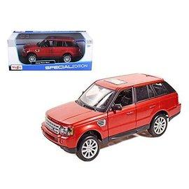MAISTO MAI 31135 Range Rover SPORT 1/18 DIECAST RED