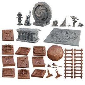 MANTIC MAG MGTC106 DARKLORD TOWER ACCESSORIES