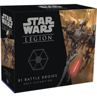 FANTASY FLIGHT FFG SWL49 B1 BATTLE DROID UNIT EXPANSION LEGION