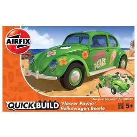 AIRFIX AIR J6031 BEETLE FLOWER POWER QUICK BUILD KIT