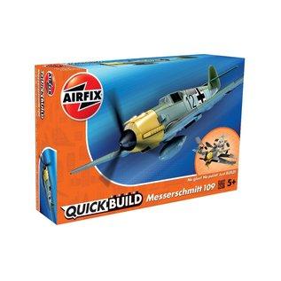 AIRFIX AIR J6001 MESSERSCHMITT 109 QUICK BUILD SNAP KIT