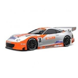 HPI RACING HPI 7486 TOYOTA SUPRA 200MM CLEAR BODY