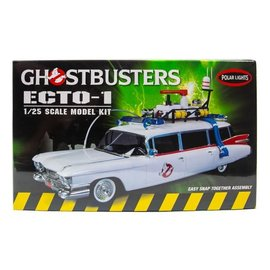 POLAR LIGHTS POL 914 GHOSTBUSTER SNAP KIT 1/25 SCALE
