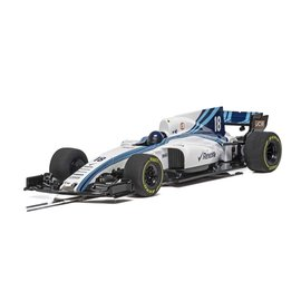 SCALEXTRIC SCA C4021 WILLIAMS FW41 LANCE STROLL SLOT CAR 1/32