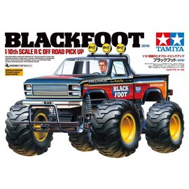 TAMIYA TAM 58633 BLACKFOOT 2016 1/10 KIT