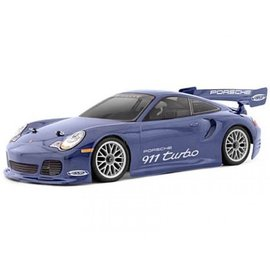 HPI RACING HPI 7435 PORSCHE 911 TURBO 200MM CLEAR BODY
