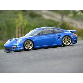 HPI RACING HPI 17527 PORSCHE 997 200MM CLEAR BODY