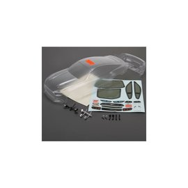 VATERRA VTR 230039 FORD MUSTANG BODY 200MM CLEAR BODY