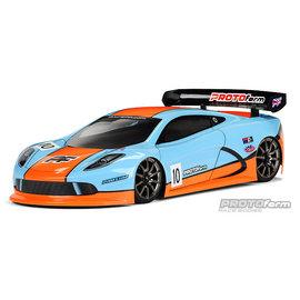 Proline Racing PRM 154230 PFM 10 BODY 190MM CLEAR BODY