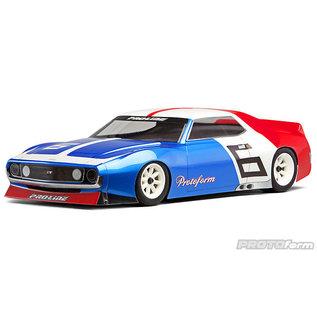 Proline Racing PRM 152600 J71 BODY 200MM VTA CLASS CLEAR BODY