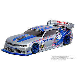 Proline Racing PRM 154430 CAMARO 190MM CLEAR BODY