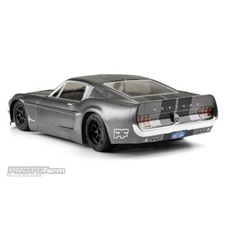 Proline Racing PRM 155840 1968 Ford Mustang Clear Body VTA Class