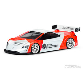 Proline Racing PRO 157025 TURISMO 190MM TOURING BODY CLEAR