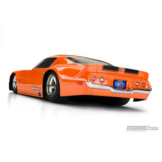 Proline Racing PRM 155240 1971 CAMARO VTA 200MM CLEAR BODY