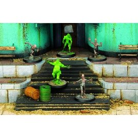 MODIPHUS MUH 051729 GHOULS PACK FALLOUT