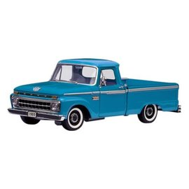 S/S 1289 1965 F100 FORD 1/18 DIECAST BLUE