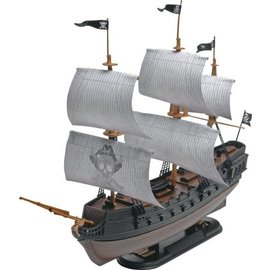 REVELL USA RMX 851971 PIRATE SHIP SNAP KIT 1/350