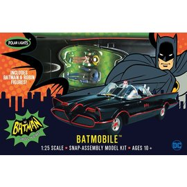 POLAR LIGHTS POL 965 1/25 1966 Batmobile, Snap KIT