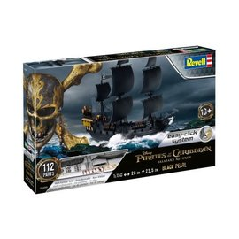 REVELL GERMANY REV 05499 BLACK PEARL SHIP SNAP KIT 1/150