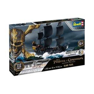 REVELL GERMANY REV 05499 BLACK PEARL SHIP SNAP KIT 1/150