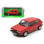 WELLY WEL 18039RD 1983 VW GOLF 1 GTI RED 1/18 DIECAST