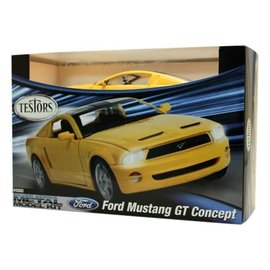 TES 640020 METAL MUSTANG KIT 1/24 SCALE