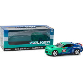 GREENLIGHT COLLECTABLES GLC 18241 2017 CAMARO SS FALKEN TIRES 1/24 DIECAST