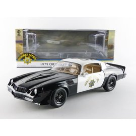 GREENLIGHT COLLECTABLES GLC 12964 1979 CAMARO Z28 CHP 1/18 DIECAST