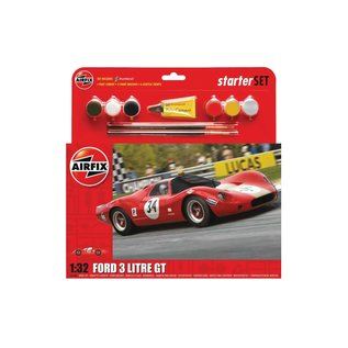 AIRFIX AIR 55308 FORD 3 GT WET KIT COMPLETE 1/32