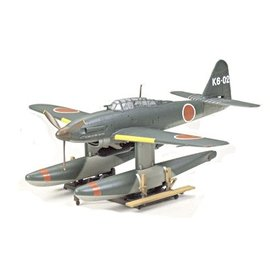 TAMIYA TAM 60737 AICHI M6A1 SEIRAN FLOAT PLANE 1/72 MODEL KIT