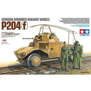 TAMIYA TAM 32413 P204 F GERMAN RAILWAY VEHICLE 1/35 KIT