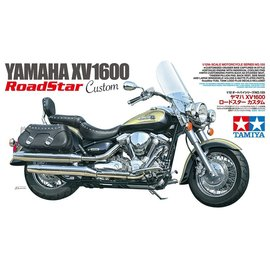 TAMIYA TAM 14135 1/12 Yamaha XV1600 Road Star Custom