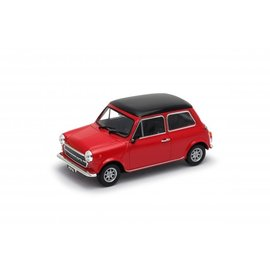 WELLY WEL 22496 Mini Cooper 1/24 DIECAST RED