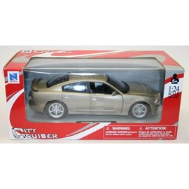 NRY 71913 DODGE CHARGER 1/24 DIECAST