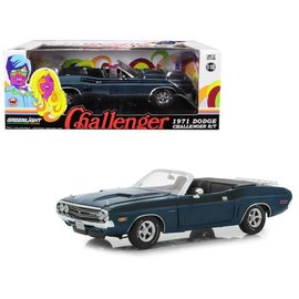 GREENLIGHT COLLECTABLES GLC 13528 1971 DODGE CHALLENGER R/T 1/18 DIECAST