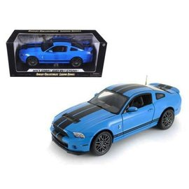SHELBY COLLECTABLES SHE 390 2013 FORD SHELBY GT500 1/18 DIECAST