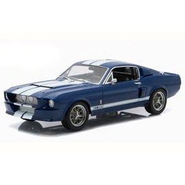 GREENLIGHT COLLECTABLES GLC 12953 1967 FORD MUSTANG SHELBY GT500 1/18 DIECAST