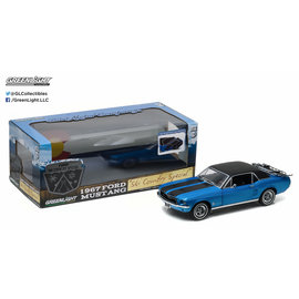 GREENLIGHT COLLECTABLES GLC 12965 SKI COUNTRY BLUE 1/18 DIECAST