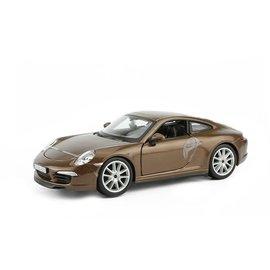 BURAGO BUR 21065 PORSCHE 911 CARRERA  S 1/24 DIECAST