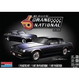 REVELL USA RMX 854495 1987 BUICK GRAND NATIONAL 2N1 MODEL KIT