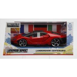 JADA TOYS JAD 99360 LAMBORGHINI CENTENARIO RED 1/24 DIECAST