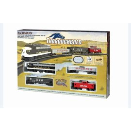 BACHMANN TRAINS BAC 00691 THROUGHBRED HO STARTER SET