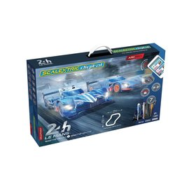 SCALEXTRIC SCA C1404 ARC PRO LEMANS SLOT CAR SET