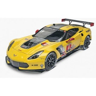 REVELL USA RMX 854304 CORVETTE C7R 1/25 MODEL KIT