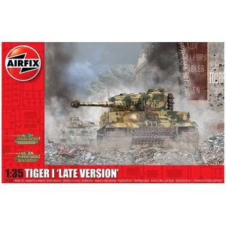 AIRFIX AIR A1364 TIGER 1 LATE VERSION 1/35 MODEL KIT