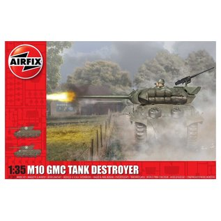 AIRFIX AIR A1360 1/35 GMC M10 US ARMY MODEL KIT